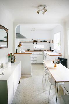 Kitchen View / Jessie Webster