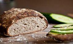 Barmborovy kvaskovy chleba Cooking Bread, Bread Baking, Bread Recipes, Vegan Recipes, Vegan Food, Russian Recipes, Sourdough Bread, Kitchenette, Pizza Dough