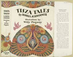 One of hundreds of thousands of free digital items from The New York Public Library. Fortune Telling Cards, Art Costume, Book Jacket, New York Public Library, Hetalia, Hungary, Book Design, Mythology, Fabric Design