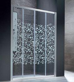 1000 images about pelicula decorativa ventanas on for Puertas de cristal decoradas