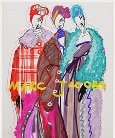 Marc Jacobs ss18 by @smotrissima