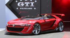 Volkswagen's GTI Roadster concept car will make its North American debut at the Los Angeles International Auto Show next week.The GTI Roadster, Vision Gran Turismo is based on a CGI concept created to celebrate the 15th anniversary of the Gran Turismo video game franchise.
