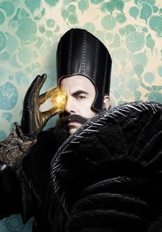 Still of Sacha Baron Cohen in Alice Through the Looking Glass (2016)