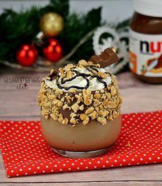 ... vagyis Nutellás latte. :) Tegnap eszembe jutott, hogy mennyire finom lehet már a latte Nutellával. Kreatív ember lévén rögtön adtam is ...