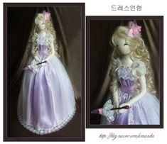 Японские тряпиенсы или текстильная Барби?