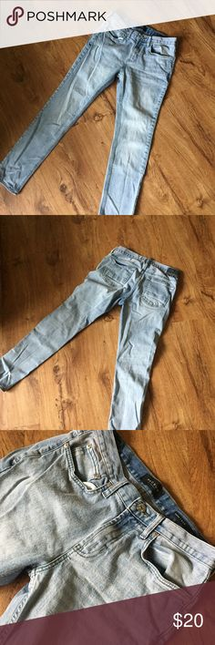 Pacsun jeans 31x32 skinny jeans Men's Pacsun skinny  jeans 31x32 PacSun Jeans Skinny