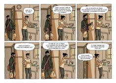 La casa publicada | Paco Roca, cómics e ilustración