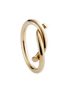 Cartier Gold Love Knot |