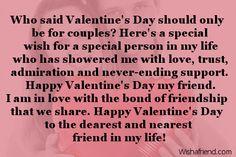 Image of: Cute This Is Shout Out To All My Wealthy Affiliate Friends That Have Grown To Impfashion Happy Valentine Day My Friends Quotes Archidev