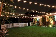 45 Inspiring Backyard Lighting Ideas For Summer