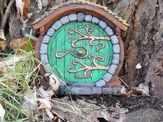Fairy Doors - TinkerLab