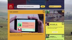 Silver Promo & Activation Cannes Lions 2013 - McDonald's Canada - Our Food Your Questions