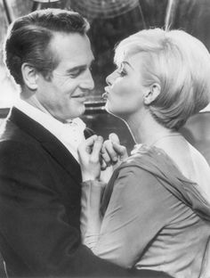 Paul Newman & Joanne Woodward - had a long and wonderful marriage...unusual for Hollywood