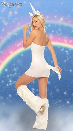 Sexy Unicorn Costume