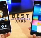 Best Alternative Android Apps to Stock Apps 2016 - Best Apps Tube Best Apps, Android Apps, Tube, Alternative