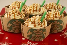 Starbucks Cupcakes Recipe!