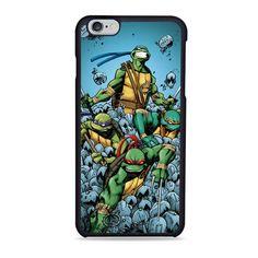 Tmnt Vs Winter Soldier iPhone 6 Case
