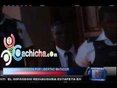 Protesta Por libertad De Un Matador #NoticiaTelemicro #Video   Cachicha.com