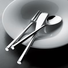 Fancy - MU Hexagonal Cutlery by Alessi