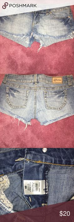 Guess Shorts 2/Pr Both pr gently used both sz 29 selling as a lot Guess Shorts