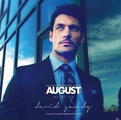 August Man Malaysia July 2012 Teaser Covers and images (August Man Malaysia)  Photographer: Chiun-kai Shih  Model: David Gandy