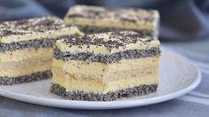 Tiramisu, Sweet Treats, Cheesecake, Ethnic Recipes, Food, Youtube, Cream, Sheet Cakes, Bakken