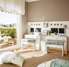 Jurnal de design interior : O cameră perfectă pentru două fete