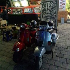 Vespa XL150 from Bandung Indonesia ( around indonesia with right engin )