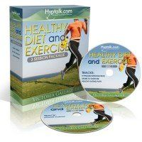 Healthy Diet and Exercise Hypnosis *** Details can be found by clicking on the image.(This is an Amazon affiliate link and I receive a commission for the sales)