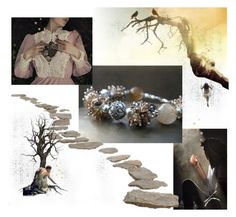 """""""Heart Bling"""" by thejetty ❤ liked on Polyvore featuring art"""