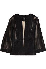 Zero+MariaCornejoIkras mesh jacket