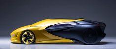 Sahm Jafari Design - Mercedes Ex Machina