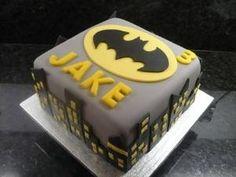 Batman Birthday Cake - cake by Debbie Batman Birthday Cakes, Batman Cakes, Batman Party, Cake Birthday, 5th Birthday, Birthday Ideas, Superhero Cake, Character Cakes, Cake Designs
