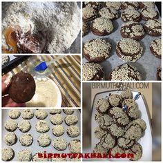susamli-kakaolu-kurabiye