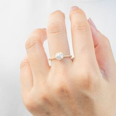 This is our first Old Mine-Cut Diamond✨ The setting selected for this diamond is none-other than our favorite double claw Sabrina Ring. The stone is hand-cut, the traditional way of cutting the diamond and it gives you a bit of nostalgic feel💎 One of a kind, available at enverojewelry.com