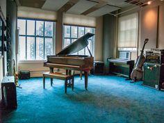 40 Ideas De Rehearsal Room Sala De Música Sala De Ensayo Estudio De Musica