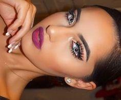 #raspberrylipstick #stunning #makeup