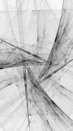 Triangle Art Abstract Bw White Pattern iPhone Wallpapers