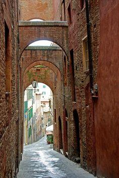 Sienne (Toscane/Italie) Sarah, vous m'en avez parlé aujourd'hui et ça m'a donné envie