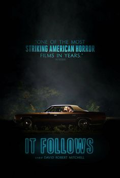 "David Robert Mitchell has written and directed his new film It Follows (2014) and I absolutely cannot wait to see it when it releases in movie theaters and on VOD this upcoming March 27, 2015. I have seen a couple of trailers for the film so far and I love the tease of actual scares, I miss scary horror movies. Stars cast in It Follows are Linda Boston, Caitlin Burt and Heather Fairbanks.""This thing... is gonna follow you... someone gave it to me and I've passed it to you.""Synopsis: For ..."