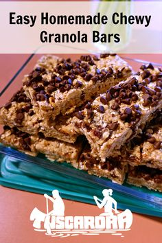 Illustrated guide to making low calorie granola bars homemade granola bar recipe for when youre on trail in the bush easy camping foodcamping forumfinder Gallery