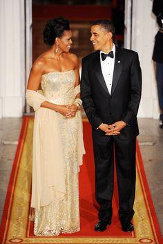 Michelle Obama Style & Fashion Icon: Pictures   British Vogue