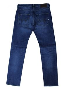 594b726e0 Edwin Jeans ED55 Relaxed Tapered Jeans in Mid Trip Use - Northern Threads  Edwin Jeans,