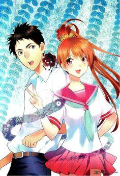 요괴 아파트의 우아한 일상(妖怪アパートの幽雅な日常(Youkai Apato no Yuuga na Nichijou)) #manga #comics