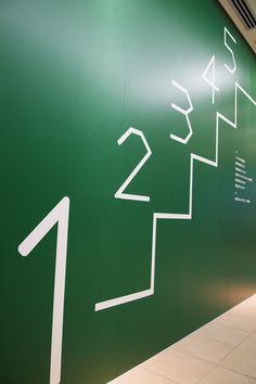 #Wayfinding: TIMELINE | SHINNOSKE DESIGN