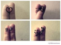 Funny pictures about Finger love. Oh, and cool pics about Finger love. Also, Finger love photos. Cute Photography, Tumblr Photography, People Photography, Funny Fingers, How To Draw Fingers, We Heart It, Finger Fun, Finger Heart, Finger Tats