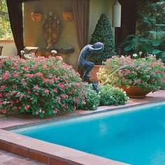 Impatiens - Spectacular Container Gardening Ideas - Southern Living