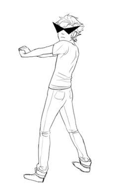 White Boy Dancing: Dirk Edition.