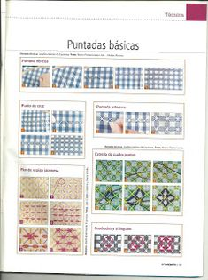 Risultati immagini per gingham stof Types Of Embroidery, Hand Embroidery Stitches, Ribbon Embroidery, Cross Stitch Embroidery, Embroidery Patterns, Machine Embroidery, Chicken Scratch Patterns, Chicken Scratch Embroidery, Swedish Weaving