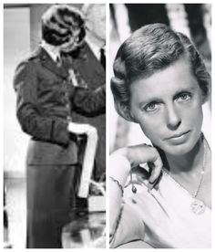 Nancy Kulp-Naval Reserve-WW2-WAVES-1944-46 American Campaign Metal, National Defense Metal , Good Conduct Medal (Actress)